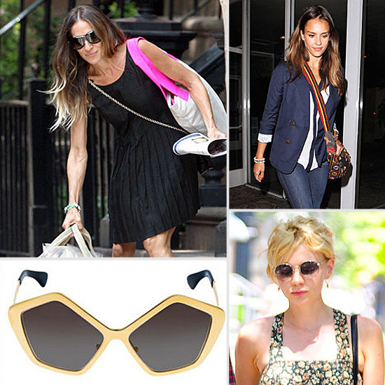 Celebrity Style Recap For July 30, 2012