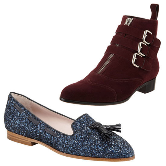 Fall forecast: the 31 pairs of shoes we're lusting after right now.