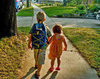 Should Kids Be Allowed to Walk to School Alone?
