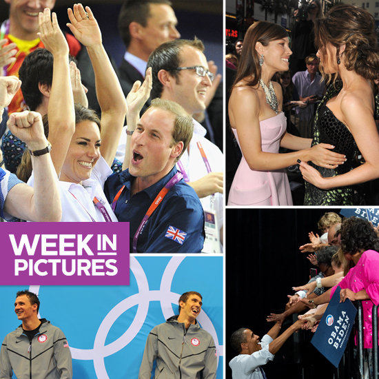 Will and Kate Cheer on GB, Ladies Love Obama, and Ryan and Michael Share the Spotlight