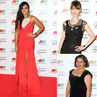 Celebrities on the Red Carpet at The Sapphires Premiere in Melbourne: Jessica Mauboy, Kat Stewart & More!