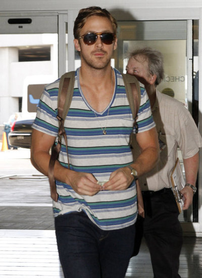 Ryan Gosling Takes His Hot Self to NYC