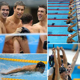 Double Up: The US Men's and Women's Swim Relay Teams Both Win Gold