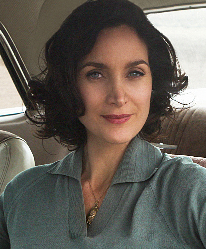 Carrie-Anne Moss stars in Vegas.