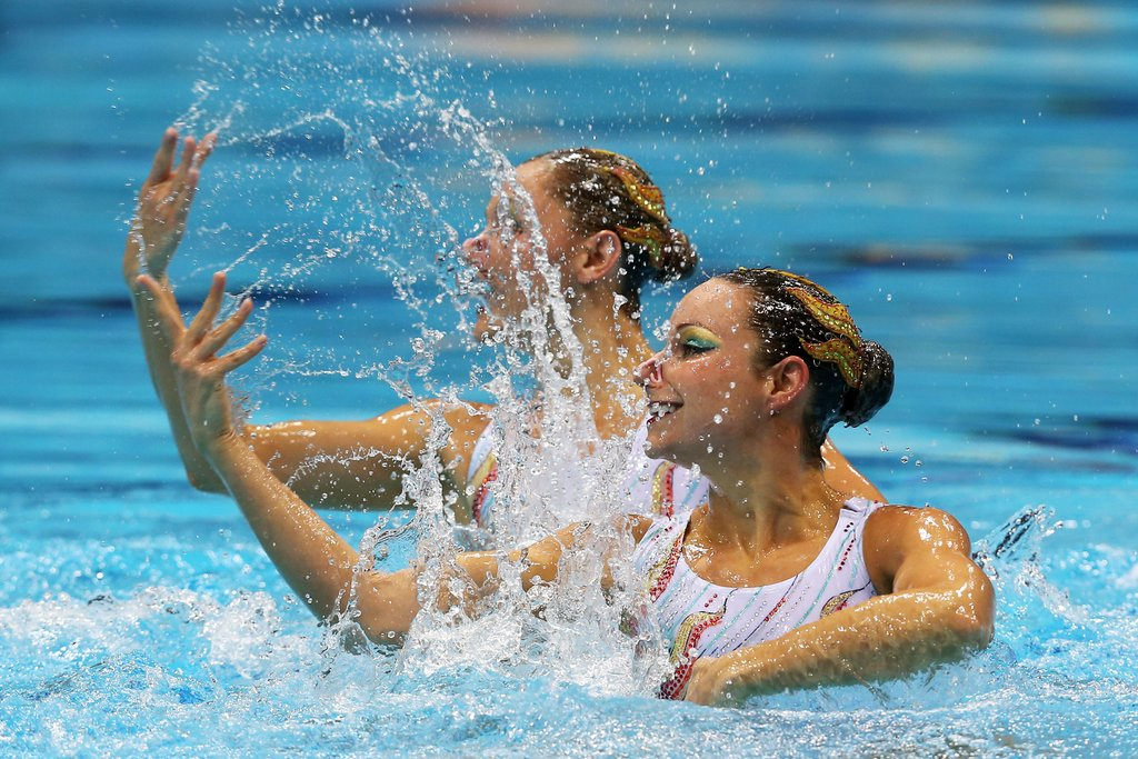 Best Bun: Australian Synchronized Swimming