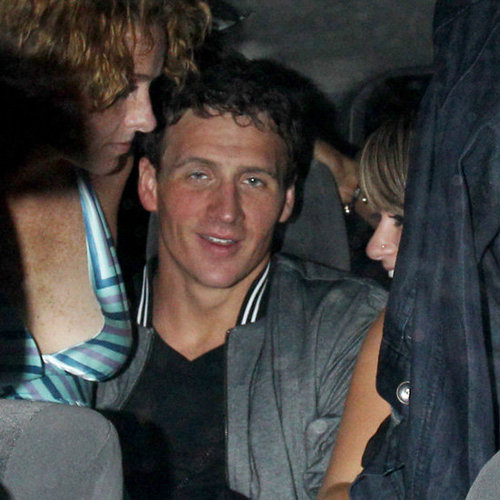 Ryan Lochte Clubbing at Chinawhite | Pictures