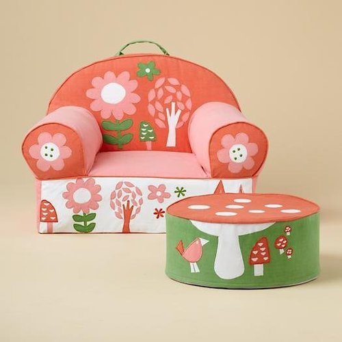 Cozy Toddler Chairs