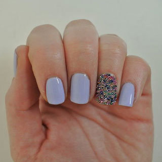 DIY Nail Art: Hello Darling Rockcandy Manicure