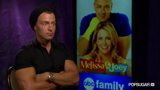 "Joey Lawrence Says Taking His Shirt Off in Vegas Was on His ""Bucket List"""