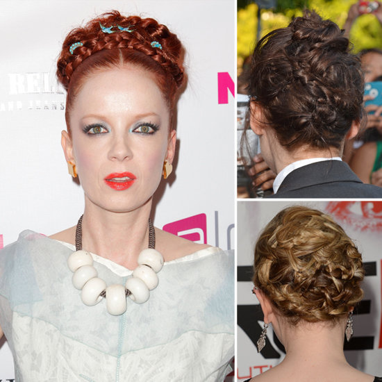 The Braided Updo