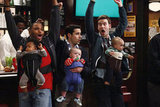 Anthony Anderson, Jesse Bradford, and Zach Cregger, Guys With Kids