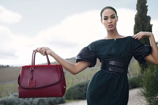 We want everything in this Fendi ad.