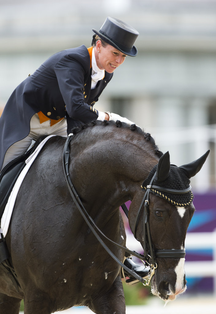 Team Dressage Bronze