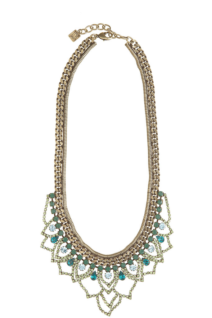 Calypso Loves Dannijo Madlaina Necklace ($595)