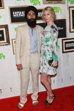 Mickey Sumner and Waris Ahluwalia