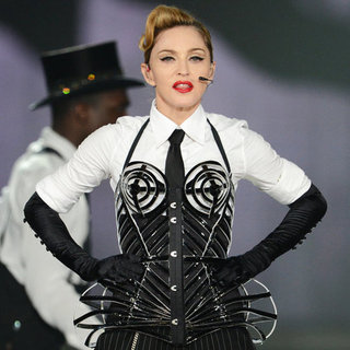 Madonna's Make Up For Ever Aqua Rouge Lipstick