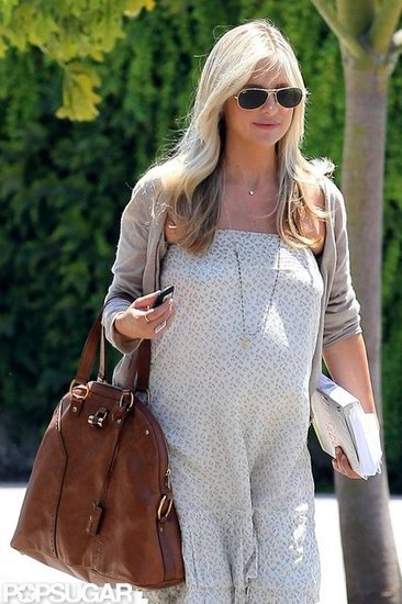 Sarah Michelle Gellar Goes Blonder For Her Baby Boy