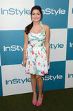 Ariel Winter helped host InStyle's summer party in LA.