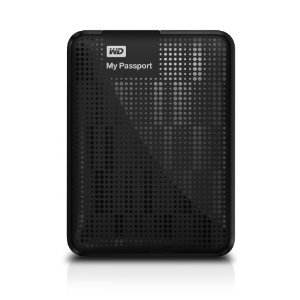 Western Digital My Passport Portable Hard Drive ($100)