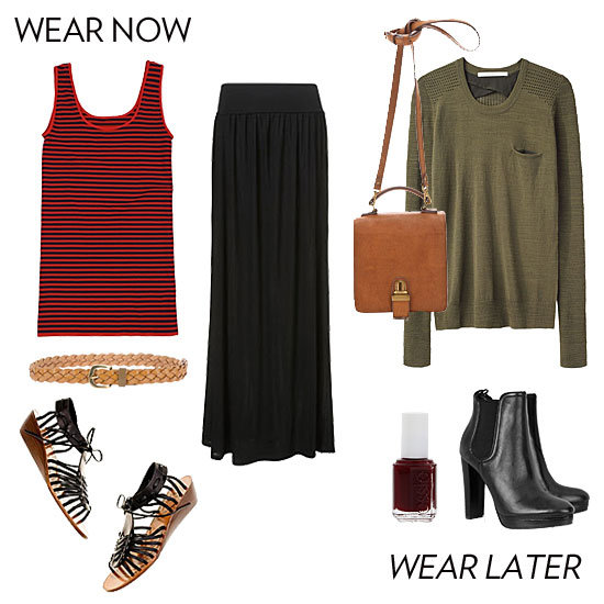 What to Wear For Transitional Weather 2012