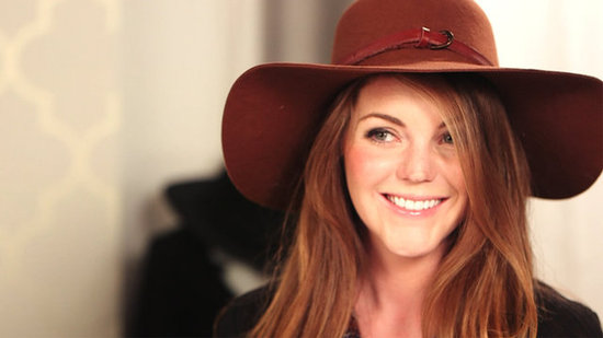DIY: Instantly Update Your Floppy Hat With a Belt