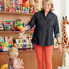 Martha Stewart&#039;s Grandchildren&#039;s Playroom and Nursery