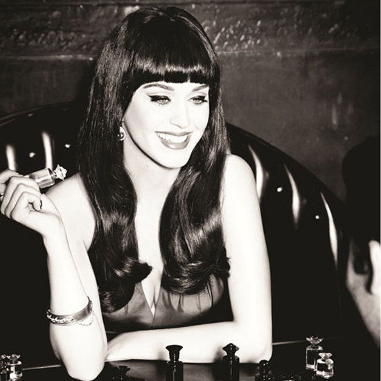 Katy Perry New ghd Campaign