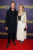 Ryan Corr and Cariba Heine