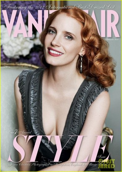 Vanity Fair September 2012