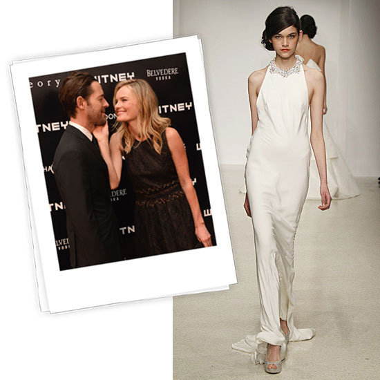 Oh, hey, Kate Bosworth is engaged — and we've got the perfect wedding dress for her.