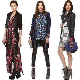 Target Shops: Kirna Zabete Lookbook Fall 2012
