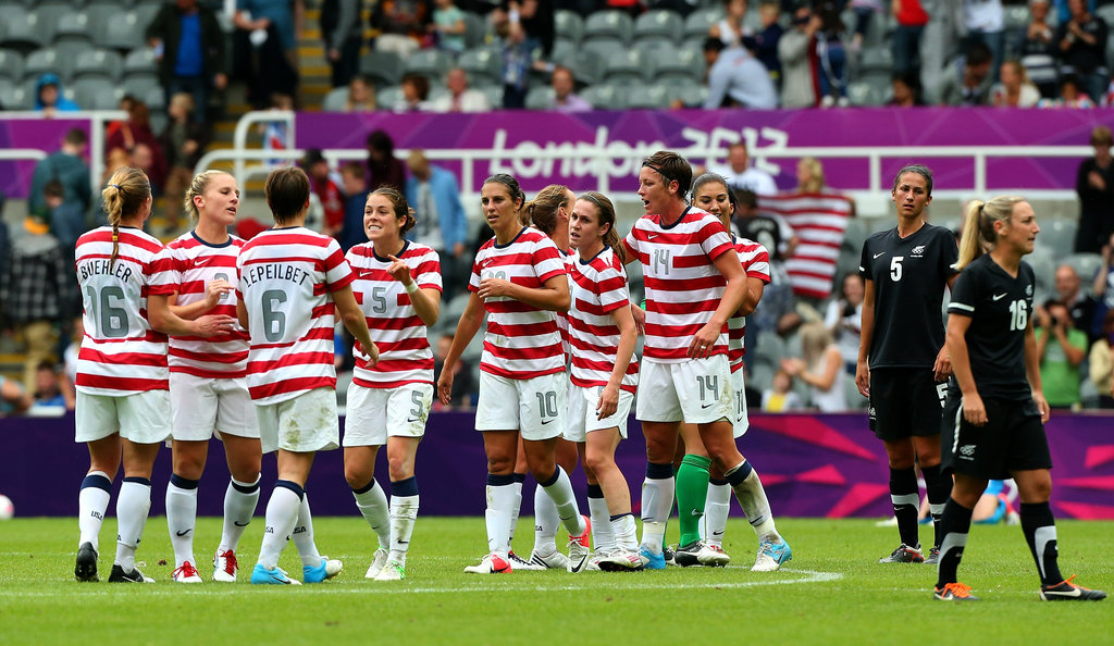 US Woman's Soccer Team