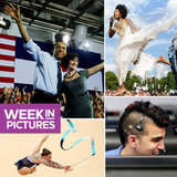Obama Courts the Ladies, a NASA Star Is Born, and Gymnasts Get Rhythmic