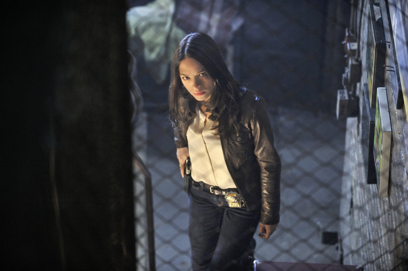 Kristin Kreuk, Beauty and the Beast