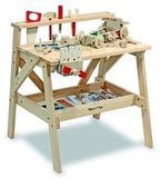 Melissa & Doug Wooden Project Workbench ($100)