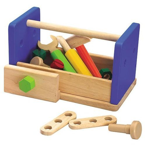 Wonderworld Eco-Friendly Work Bench 'n' Box ($35)