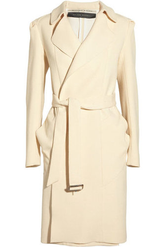 Roland Mouret | Textured wool and silk coat | NET-A-PORTER.COM