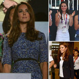 Kate Middleton's Olympics Outfits — Every Look, Every Angle