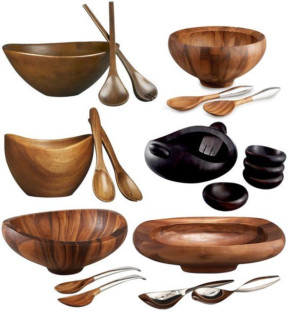 terrablack :: Decor :: Wood Bowls