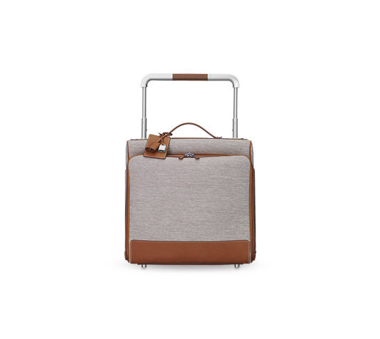 Fly in Style With Hermès Calèche-Express Luggage