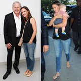 Jennifer Garner Brings Samuel East to the Big Apple