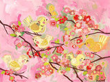 Cherry Blossom Birdies ($119)