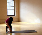 Standing Forward Bend Pose