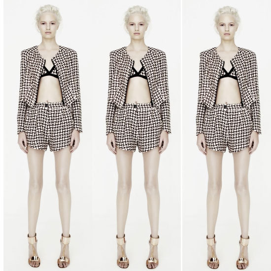 Currently Trending: The Printed Two Piece Suit! Shop Six of the Best from camilla and marc, Anna & Boy, Topshop & Asos