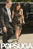 Jennifer Garner Heads Home With Sam in Time For Ben's Birthday