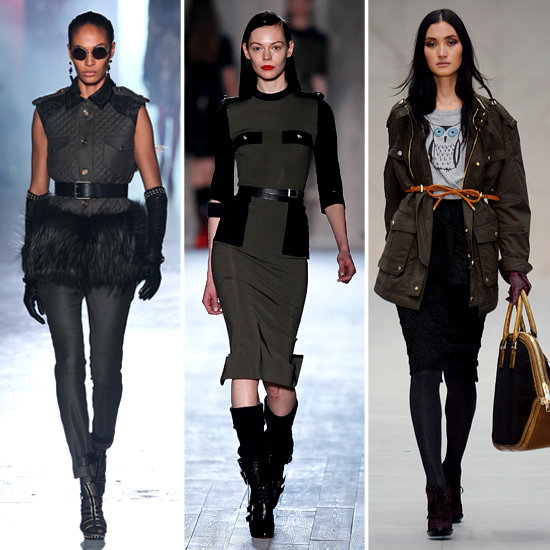 Military Trend | Fall 2012 Runway