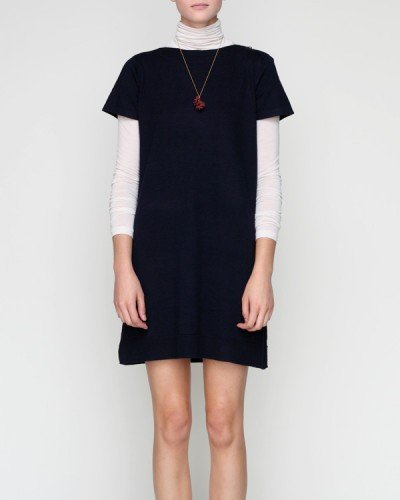 We love how this slim-fitting tank looks when worn under a chunky dress. Need Supply Co. Tadame Top ($50)