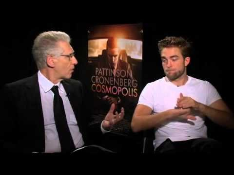 Robert Pattinson and David Cronenberg Answer Facebook Fan Questions
