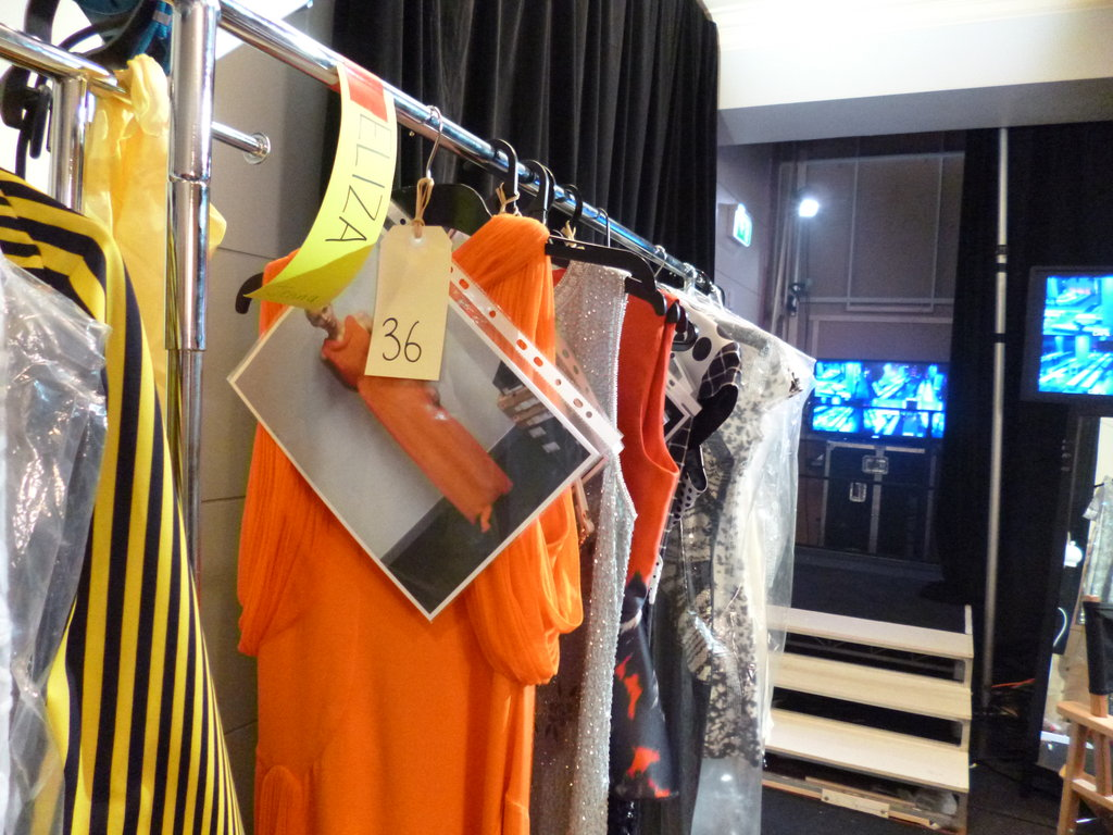 Access All Areas: Come behind-the-Scenes at the David Jones Spring Summer Fashion Launch