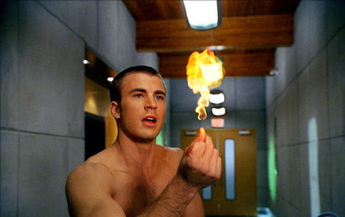 Chris Evans, Fantastic Four